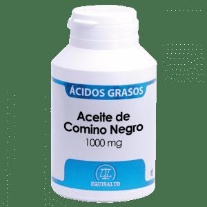Aceite de Comino Negro 120 cápsulas