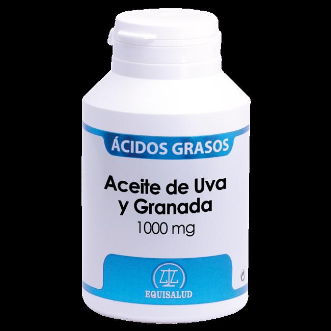Aceite de Uva y Granada 120 cápsulas