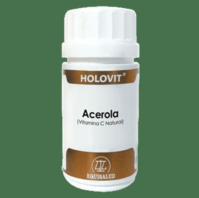 Holovit® Acerola (Vitamina C natural) 50 cápsulas
