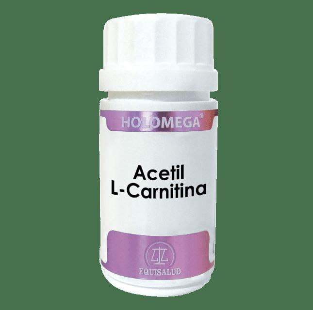 Acetil L-Carnitina 50 cápsulas