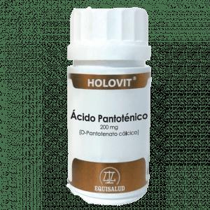 Holovit Ácido Pantoténico 200 mg 50 cápsulas