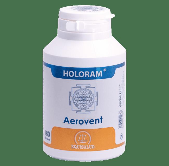HoloRam® Aerovent 180 cápsulas