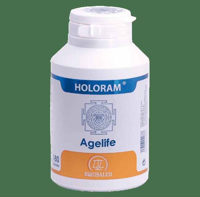 HoloRam® Agelife 180 cápsulas