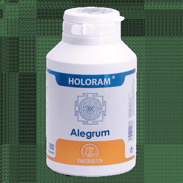 Holoram Alegrum 180 cápsulas