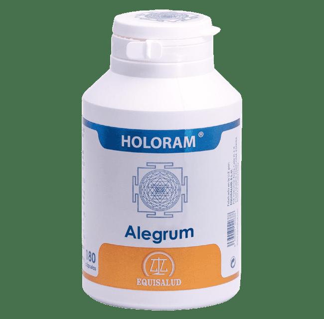 HoloRam® Alegrum 180 cápsulas