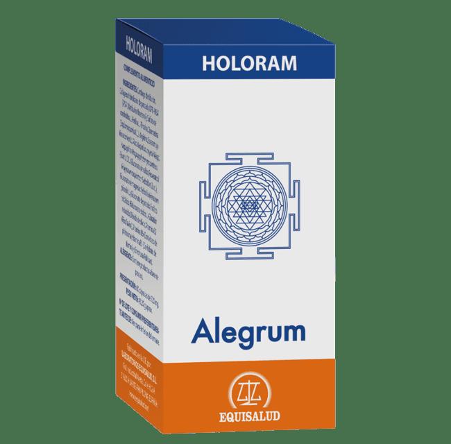 HoloRam® Alegrum 60 cápsulas