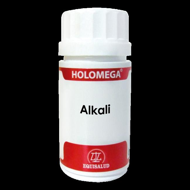 Holomega Alkali 50 cápsulas