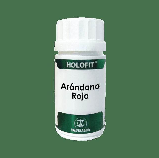 Holofit® Arándano Rojo 50 cápsulas