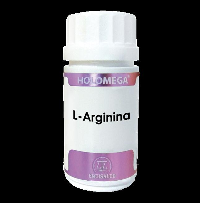 L-Arginina 50 cápsulas