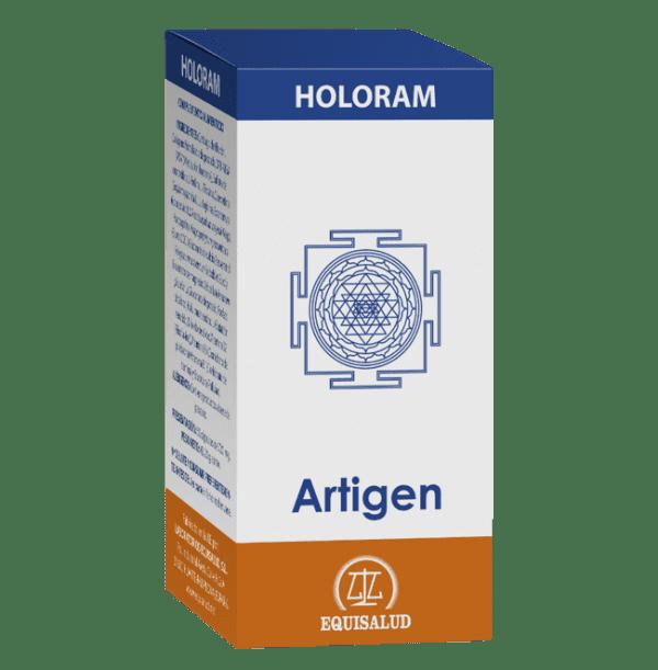 Holoram Artigen 60 cápsulas