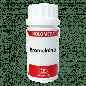 Holomega Bromelaína 50 cápsulas