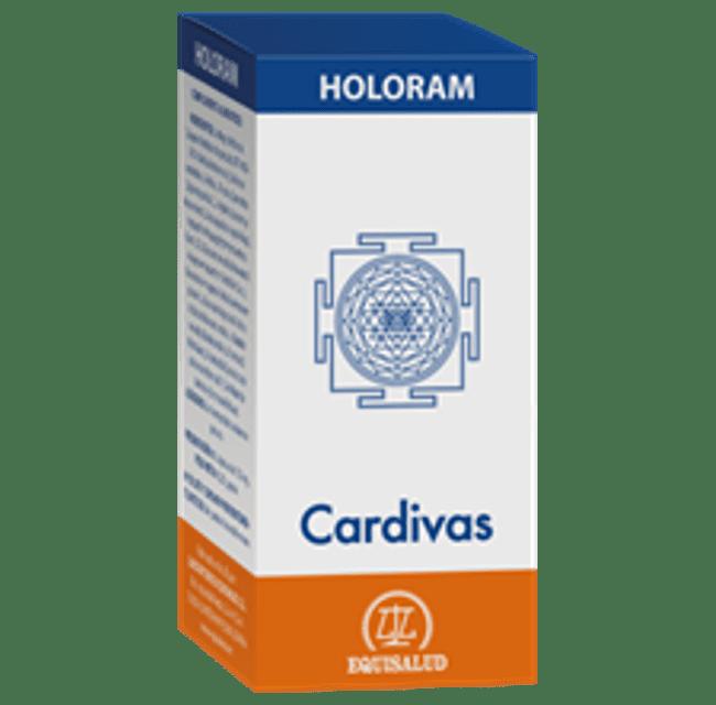 HoloRam® Cardivas 60 cápsulas