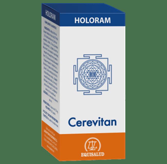 HoloRam® Cerevitan 60 cápsulas