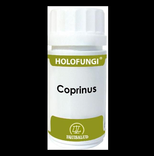 Holofungi Coprinus 50 cápsulas