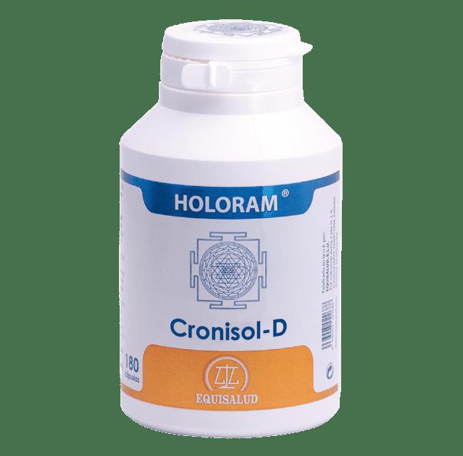 HoloRam® Cronisol-D 180 cápsulas