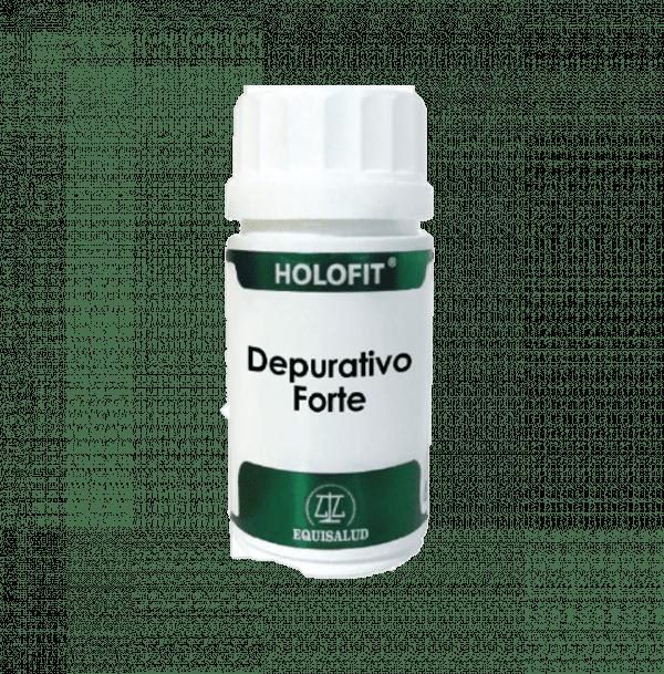 Holofit Depurativo Forte 50 cápsulas