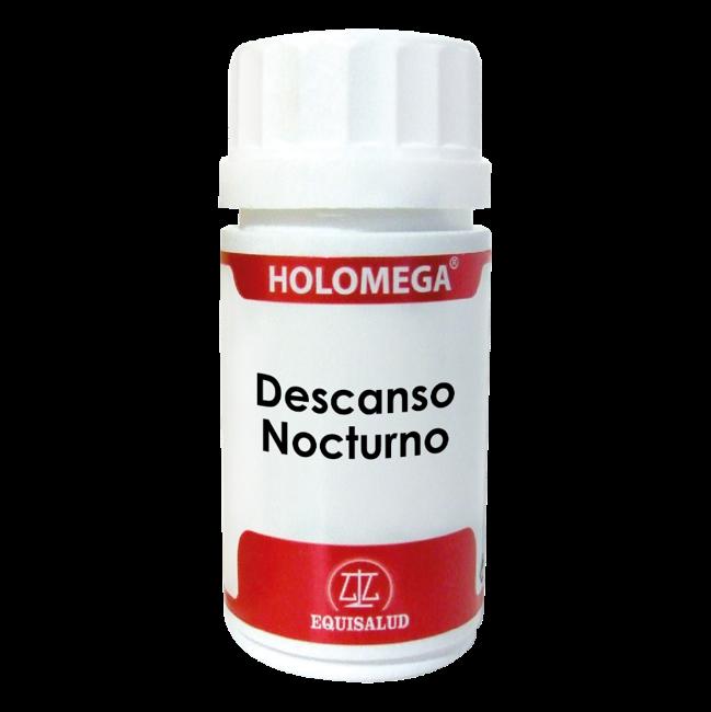 Holomega Descanso Nocturno 50 cápsulas