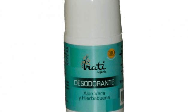 Desodorante Roll-on Aloe Vera y Hierbabuena
