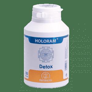 Holoram Detox 180 cápsulas