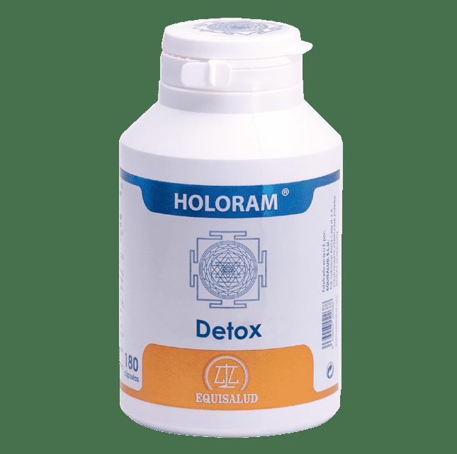 HoloRam® Detox 180 cápsulas