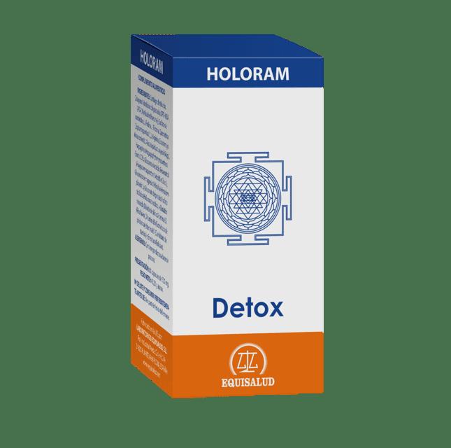 HoloRam® Detox 60 cápsulas