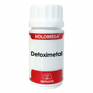 Holomega Detoximetal 50 cápsulas