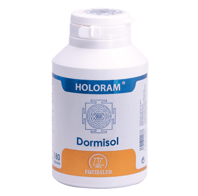 HoloRam® Dormisol 180 cápsulas