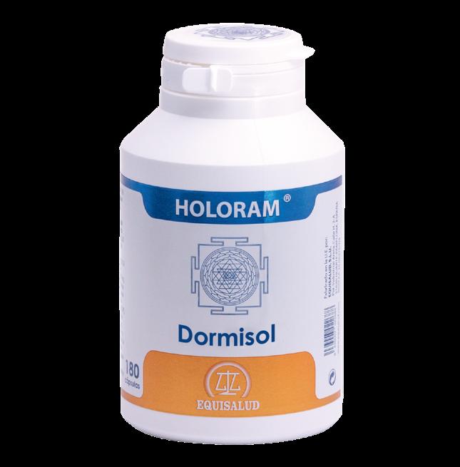 Holoram Dormisol 180 cápsulas