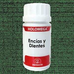 Holomega Encías y Dientes 50 cápsulas