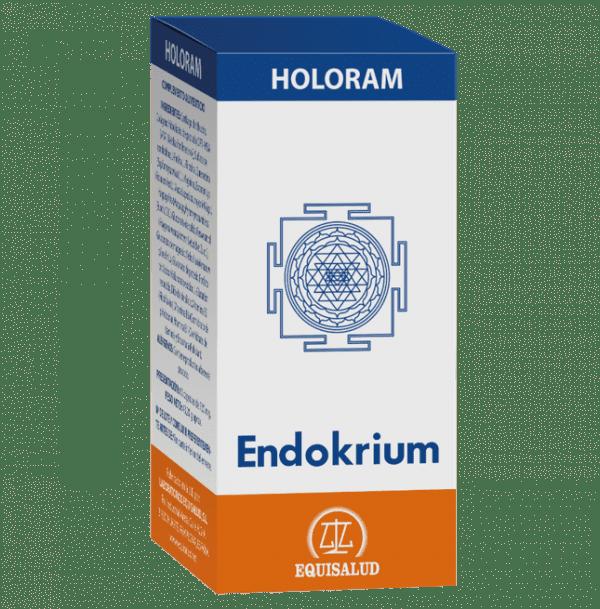 Holoram Endokrium 60 cápsulas