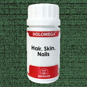 Holomega Hair, Skin, Nails 50 cápsulas