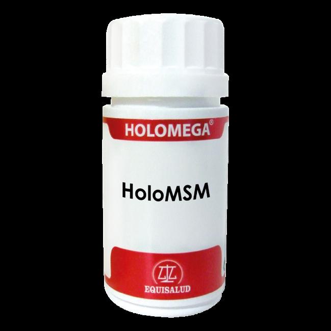 Holomega HoloMSM 50 cápsulas