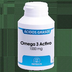 Omega 3 Activo 120 cápsulas
