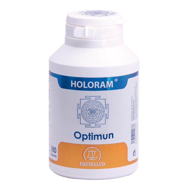 Holoram Optimum 180 cápsulas