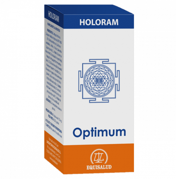 Holoram Optimum 60 cápsulas