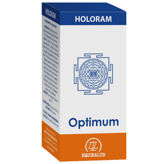 HoloRam® Optimum 60 cápsulas