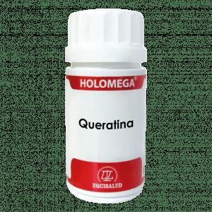 Holomega Queratina 50 cápsulas