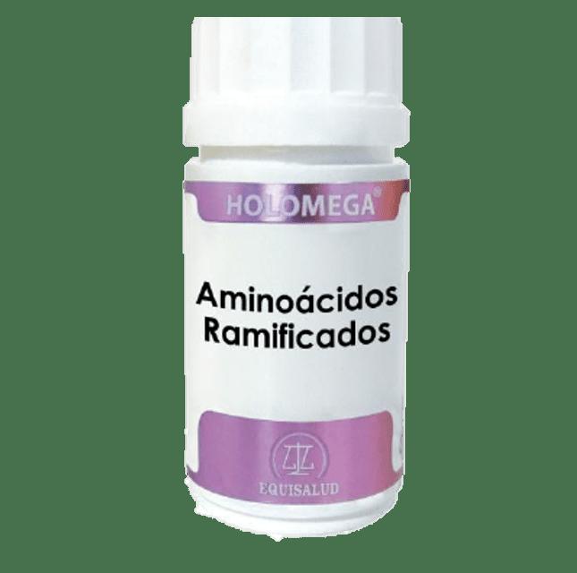 Aminoácidos Ramificados 50 cápsulas