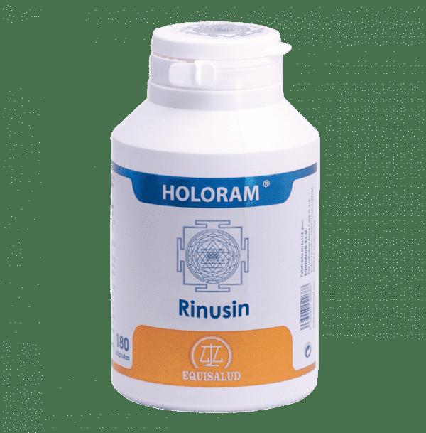 Holoram Rinusin 180 cápsulas