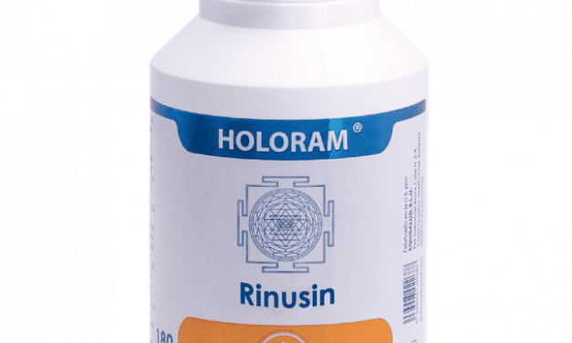 HoloRam® Rinusin 180 cápsulas