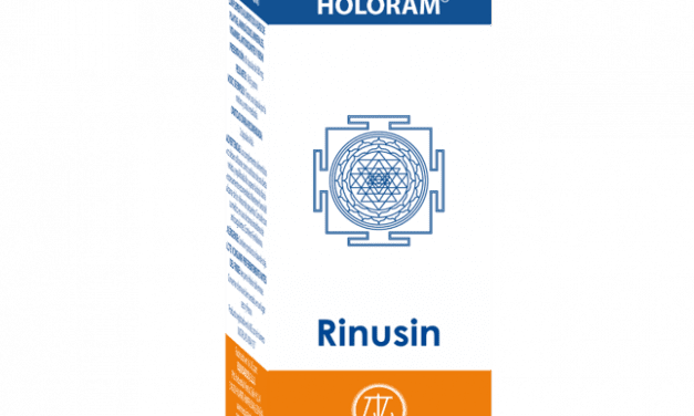 HoloRam® Rinusin 60 cápsulas