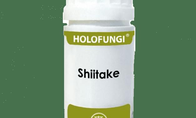 Holofungi® Shiitake 50 cápsulas