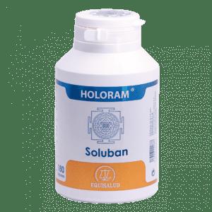 Holoram Soluban 180 cápsulas