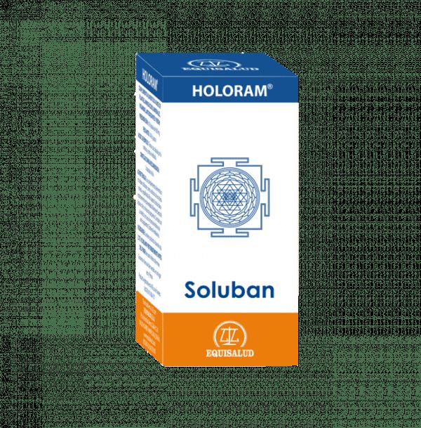 Holoram Soluban 60 cápsulas