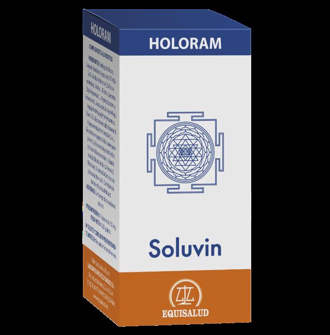 Holoram Soluvin 60 cápsulas