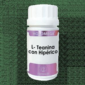 L-Teanina con hipérico 50 cápsulas