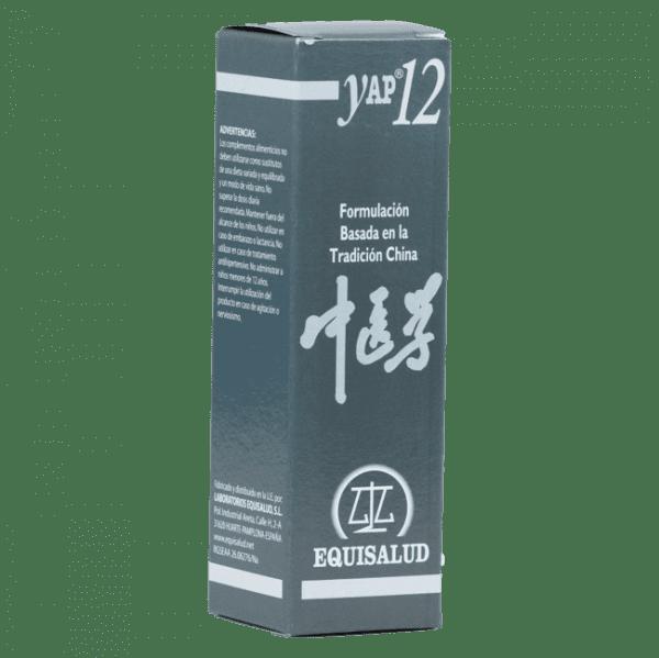 YAP 12: Síndrome de Estancamienot de Qi y de Sangre - Qi Xhi Xue Yu