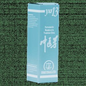 YAP 13: Alteración de la Humedad - Calor de Vejiga - Qu Panguang Shi