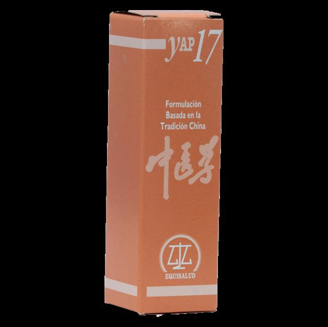 YAP 17: Bi por Frío-Humedad - Bi Han Shi Xie