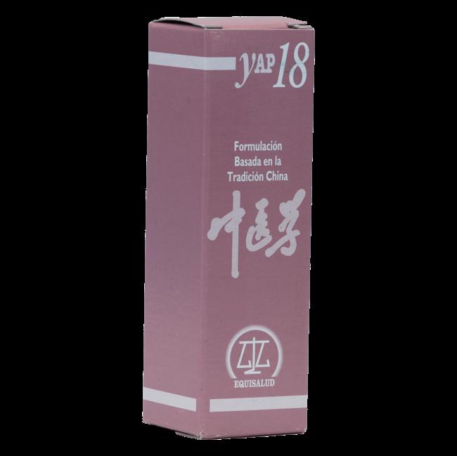 YAP 18: Acumulación de Humedad - Tan Shi